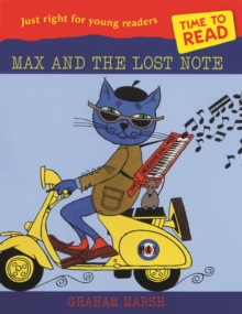 Time to Read: Max and the Lost Note, Paperback Book