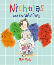 Nicholas and the Wild Ones, Hardback Book