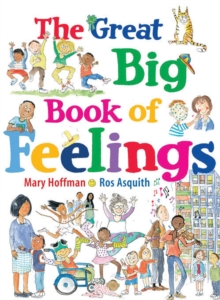 The  Great Big Book of Feelings, Paperback Book