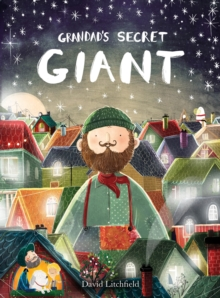 Grandad's Secret Giant, Hardback Book