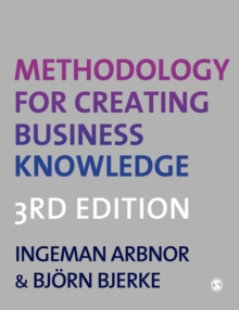 Methodology for Creating Business Knowledge, Paperback Book