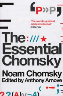 The Essential Chomsky, Paperback Book