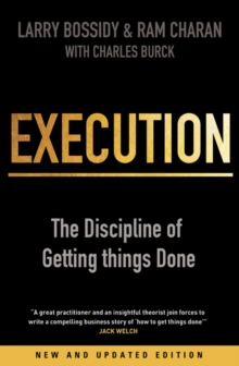 Execution, Paperback Book