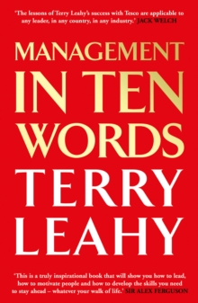 Management in 10 Words, Paperback Book