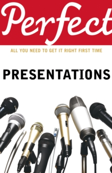 Perfect Presentations, Paperback Book