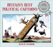 Britain's Best Political Cartoons 2015, Paperback Book