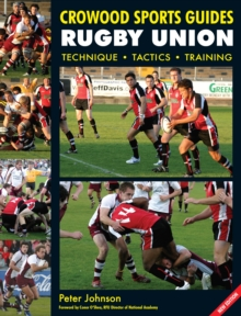 Rugby Union : Technique Tactics Training, Paperback Book