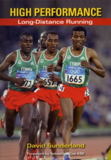 High Performance Long-Distance Running, Paperback Book
