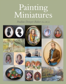 Painting Miniatures, Paperback Book