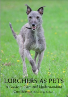 Lurchers as Pets : A Guide to Care and Understanding, Paperback Book