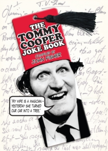 The Tommy Cooper Joke Book, Hardback Book
