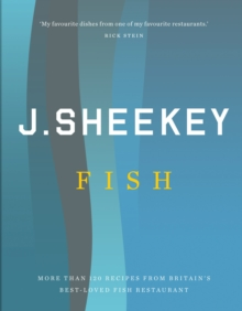 J Sheekey FISH, Hardback Book