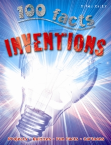 100 Facts Inventions, Paperback Book