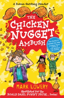 The Chicken Nugget Ambush, Paperback Book
