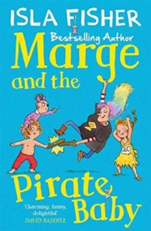 Marge and the Pirate Baby, Paperback Book