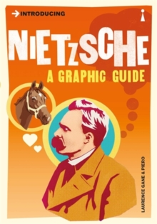 Introducing Nietzsche : A Graphic Guide, Paperback Book