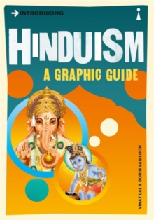 Introducing Hinduism : A Graphic Guide, Paperback Book