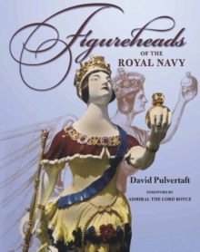Figureheads of the Royal Navy, Hardback Book