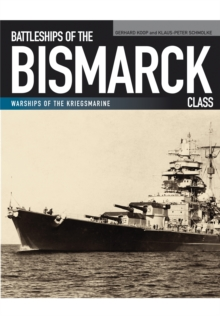 Battleships of the Bismarck Class, Paperback Book