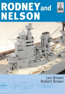 Shipcraft 23 - Rodney and Nelson, Paperback Book