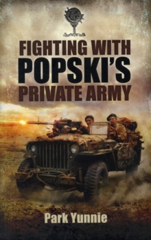 Fighting with Popski's Private Army, Paperback Book