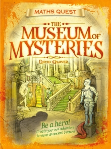 Maths Quest: the Museum of Mysteries, Paperback Book