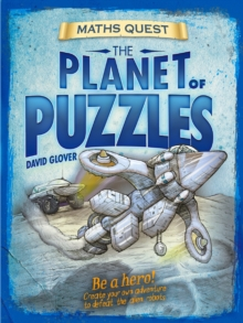 Maths Quest: the Planet of Puzzles, Paperback Book
