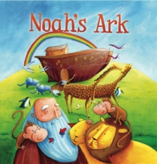 My First Bible Stories Old Testament: Noah's Ark, Paperback Book
