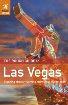 The Rough Guide to Las Vegas, Paperback Book
