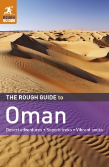 The Rough Guide to Oman, Paperback Book
