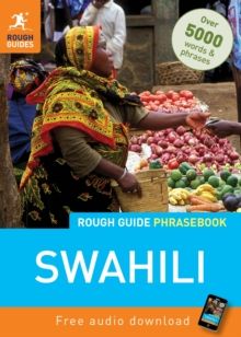 Rough Guide Phrasebook: Swahili, Paperback Book