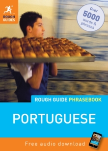 Rough Guide Phrasebook: Portuguese, Paperback Book