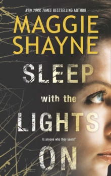 Sleep with the Lights on, Paperback Book