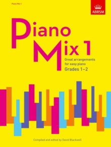 Piano Mix 1 : Great arrangements for easy piano, Sheet music Book