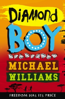 Diamond Boy, Paperback Book
