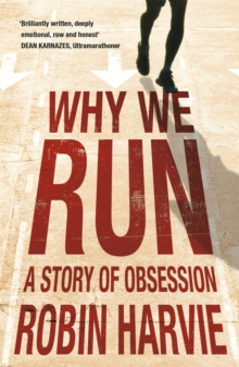 Why We Run, Paperback Book