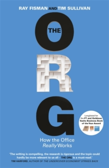 The Org : How The Office Really Works, Paperback Book