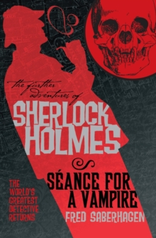 Further Adv. S. Holmes, Seance for a Vampire, Paperback Book