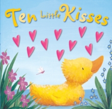 Ten Little Kisses, Novelty book Book