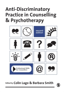 Anti-Discriminatory Practice in Counselling & Psychotherapy, Paperback Book