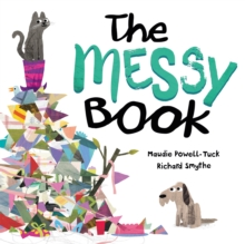 The Messy Book, Hardback Book