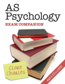 AS Psychology Exam Companion, Paperback Book
