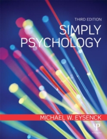 Simply Psychology, Hardback Book