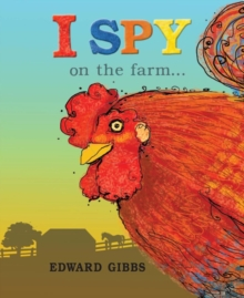 I Spy on the Farm, Paperback Book