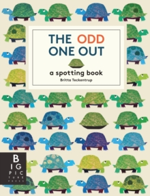 The Odd One Out, Hardback Book