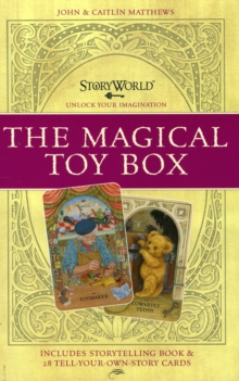 The Magical Toy Box, Cards Book