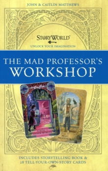 Mad Professor's Workshop, Cards Book