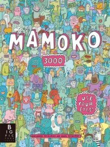 The World of Mamoko in the year 3000, Hardback Book