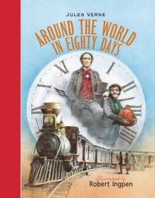 Around the World in 80 Days, Hardback Book