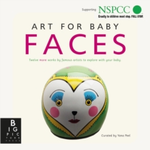 Art For Baby: Faces, Board book Book